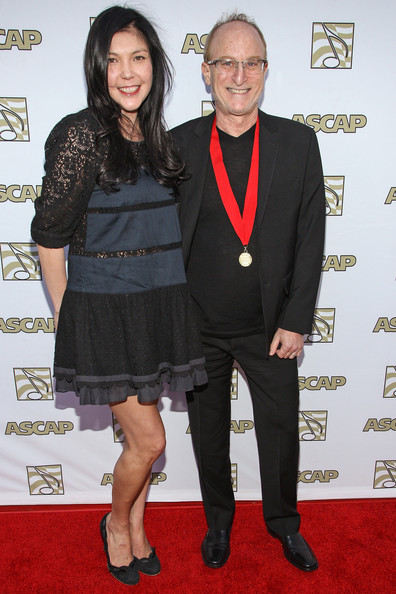 Stacey Piersa and Elliot Wolff at the 30th Annual ASCAP Pop Music Awards Arrivals